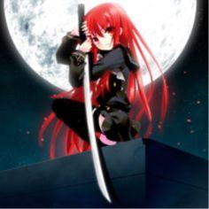 Anime Ninja Girl *