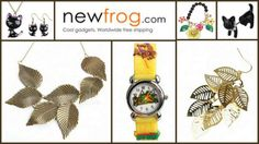 Videotutorial de tienda online www.newfrog.com, super completa, podeis encontrar de todo! y a precios increibles.