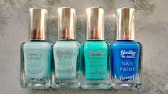 BarryM Gelly Nail Polish Collection