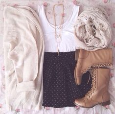 lovely outfits <3