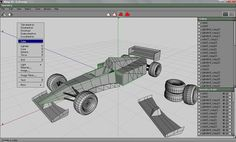 Free 3d Modeling Software, Free Cad Software, Cnc Software, Autocad, Polygon Modeling, Art Photography Portrait, Modelos 3d, 3d Tutorial, Mechanical Engineering