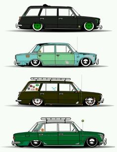 vw notchback squareback
