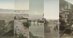 Fotos antigasmostram como era o Japão há 130 anos
