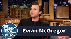 Ewan McGregor Ran Out of Gas DrivingCross-Country