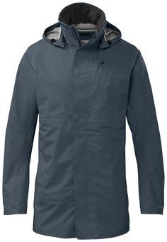 QOR Neoshell Trench - Jackets - Jackets - Shop