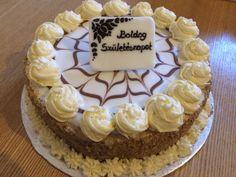 Eszterhazy cake