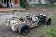 Rat Jeep