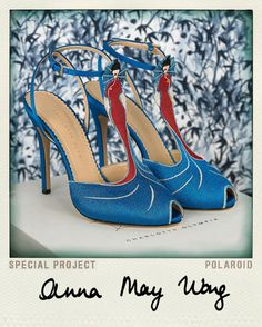 CHARLOTTE OLYMPIA ANNA MAY WONG | Buy ➜ http://shoespost.com/charlotte-olympia-anna-may-wong/
