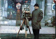 İstanbul'da Bir Sokak (Şipşak) Fotoğrafçısı: Nafiz Kocakuş (Çemberlitaş 1970)-SE