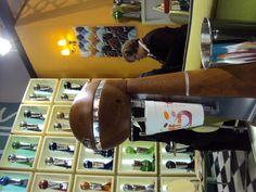 ARTEMIS DRINK MIXER Wood Series A-2001. HOST 2013
