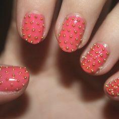 Fotos de uñas pintadas color rosa - 50 ejemplos - Pink Nails | Decoración de Uñas