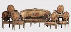 Living room-Louis XVI