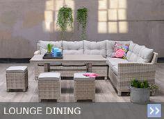 Garden Impressions lounge dining sets