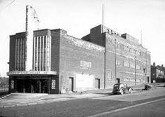 Clock Cinema Harehills, Leeds, West Riding of Yorkshire. Saturday afternoon feet stamping!