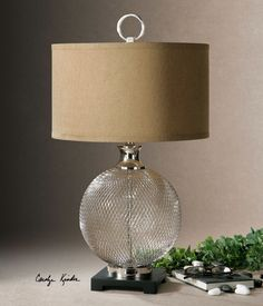 Catalan Metal Accent Lamp