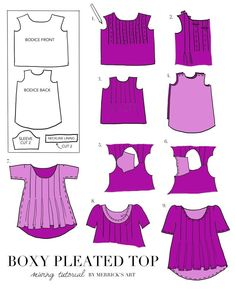 OUTFIT DETAILS: top made by me (other tops in this same gorgeous color here, here and here) Diy Clothing, Sewing Clothes, Clothing Patterns, Sewing Patterns, Apron Patterns, Dress Patterns, Diy Dress, Knot Dress, Apron Dress