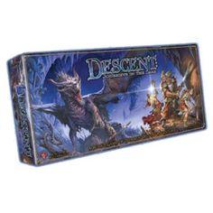 Descent: Journeys in the Dark Board Game A Team, Card Games, The Darkest, Geek Stuff, Boards, Journey, Hero, Activities, Sons