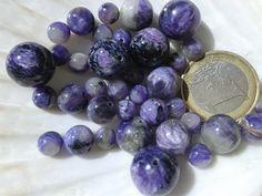 "Handmade 10 Mm Naturel Multicolore Fluorite Ronde Pierres Précieuses Perles Collier 18/"""