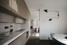 guillaume terver et christophe delcourt associés / projet champsdemars, appartement dans le 7ème
