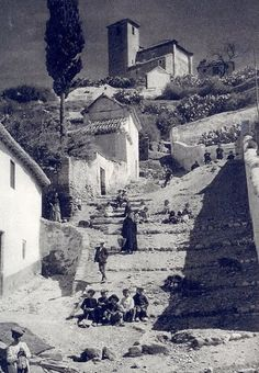 Cuesta de San Cristóbal, 1924