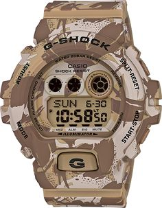 Purchase Casio G Shock Watches & Get Free Next Day Shipping — More size. More camo. More power. More protection.