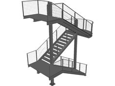 Best 27 Best Fire Exit Stairs Images Stairs Stair Plan 400 x 300