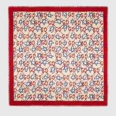 Gucci GucciGhost shawl