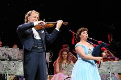 Andre Rieu Fans and Friends: André Rieu And His JSO Delight The Northeast