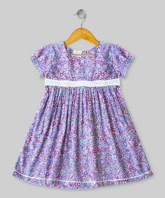 Loving this Lavender Dreams Party Dress - Infant on #zulily! #zulilyfinds