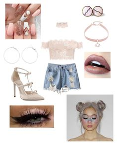 """Untitled #102"" by bribrireed on Polyvore featuring René Caovilla and Design Lab"