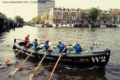 Grachtenrace Amsterdam 2013