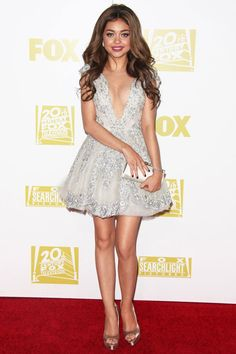 Sarah Hyland in Pavoni (It may be just a bit too revealing... )