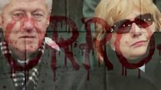 """WE FOUND IT! THIS Hillary Clinton & Bill Clinton VIDEO WAS REMOVED TWICE... (There certainly have been a LOT of mysterious deaths, especially """"suicides"""" and deaths by plane crash, surrounding this couple.)"""