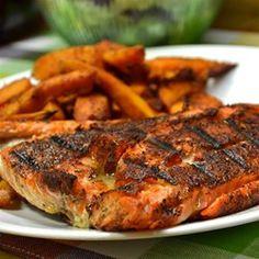Blackened Salmon Fillets - Allrecipes.com