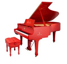 Red+Piano | Chicago Piano Store / Pianos in Chicago - Used and New Yamaha ...