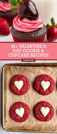 357 Best Valentine S Day Desserts Images On Pinterest In 2019