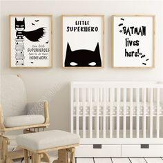 WXDUUZ WXDUUZ Batman Mask Wall Art Canvas Print  Poster Nursery Quote Painting Nordic Picture Kids Room Decoration A137 Painting Quotes, Wall Art Quotes, Quote Paintings, Kids Room Wall Art, Nursery Wall Art, Room Art, Canvas Wall Decor, Canvas Art Prints, Batman Wall Art