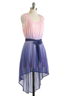 Luxe Larkspur Dress, #ModCloth