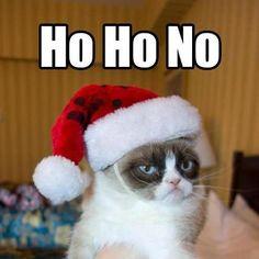 Ho ho no  #christmas