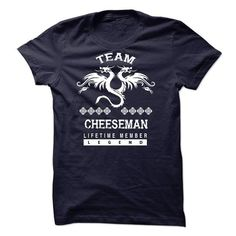 Awesome Tee CHEESEMAN-the-awesome T-Shirts