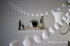 kokokoKIDS: Handmade Holiday Garlands.