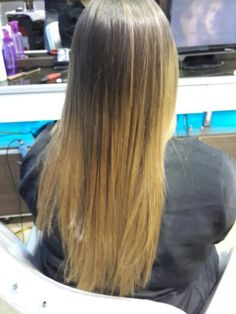 Californianas en cabello degrafilado