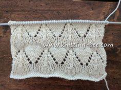 Gnome Hat Free Knitting Stitch