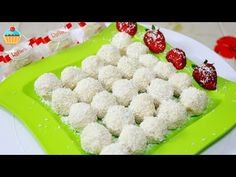 Конфеты Рафаэлло видео рецепт - YouTube