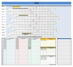 2016 weekly calendar event calendar maker excel template event 2016 linear calendar excel template saigontimesfo