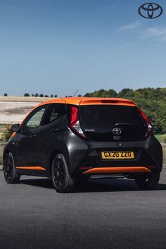 There's never a dull moment with the Toyota Aygo 2020 JBL Edition, whether that be in colour or in sound. Click to find out more. #Toyota #ToyotaAygo #Aygo #NewCars #CityCar #CompactCar #JBL #SoundSystem Toyota Aygo, Toyota Cars, Uk Magazines, Android Auto, City Car, Manual Transmission, Alloy Wheel, Vans