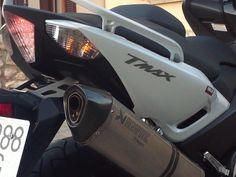 Vídeo-prueba Yamaha T-MAX 530 2013: Como una moto!