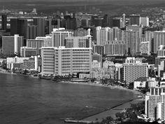Hawaï, Honolulu