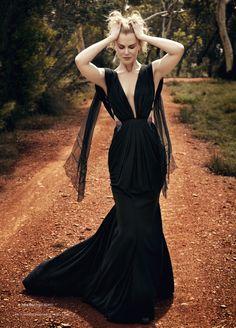 Nicole Kidman. Ninna Ricci dress...pure perfection, that dress.