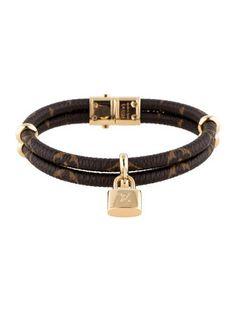 Louis Vuitton Keep It Twice Bracelet